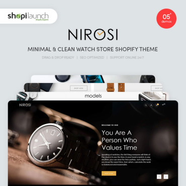 Website Template № 96290