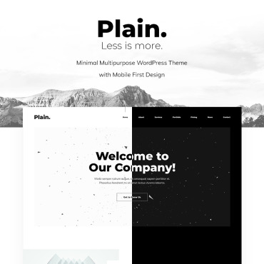 Website Template № 96813