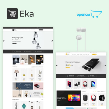 Website Template № 96820