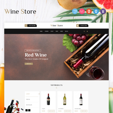 Website Template № 97014