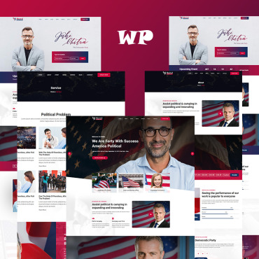 Template WordPress #97024