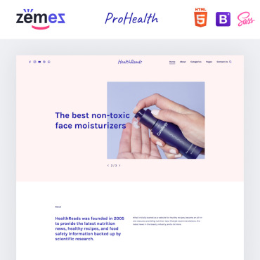 Website Template № 97205