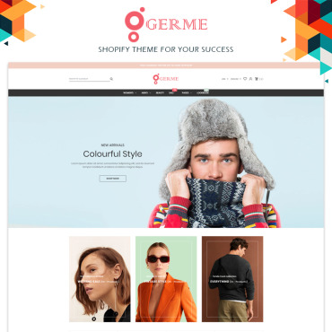 Website Template № 97212