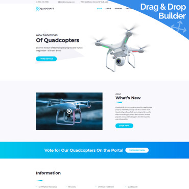 Website Template № 97283