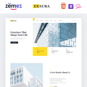 Website Template № 97284