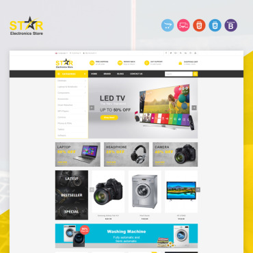 Website Template № 97397