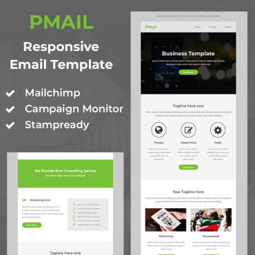 Website Template № 97401