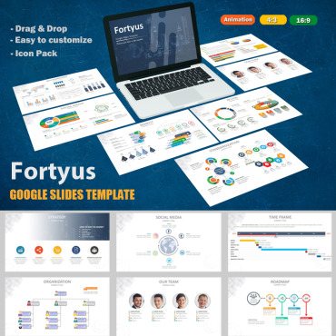 Template Electronice Google Slides #97485