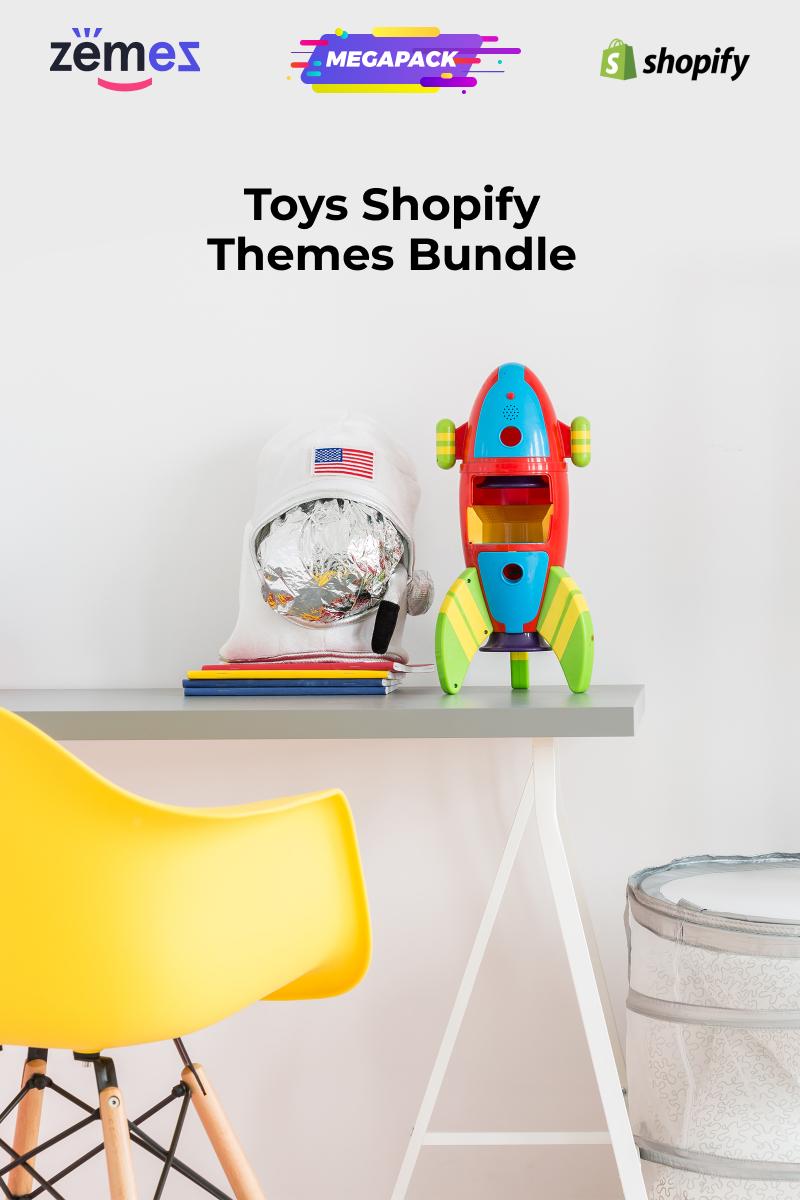 Toys Online Store Templates - Shopify Theme