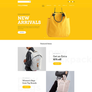 Website Template № 97501