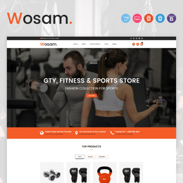 Website Template № 97508