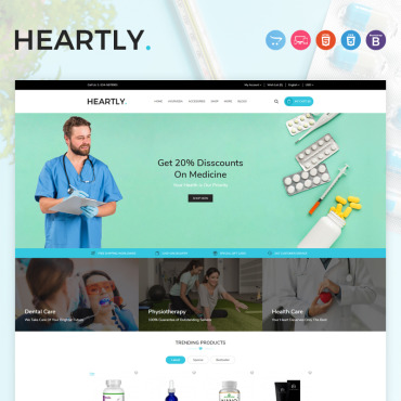 Website Template № 97751