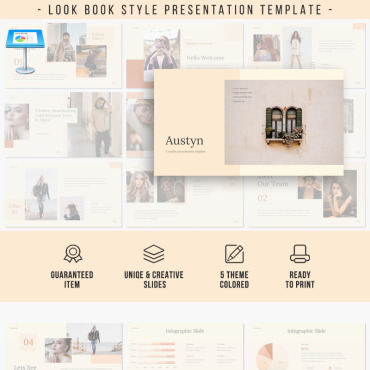 Template Divertisment Keynote Templates #97786