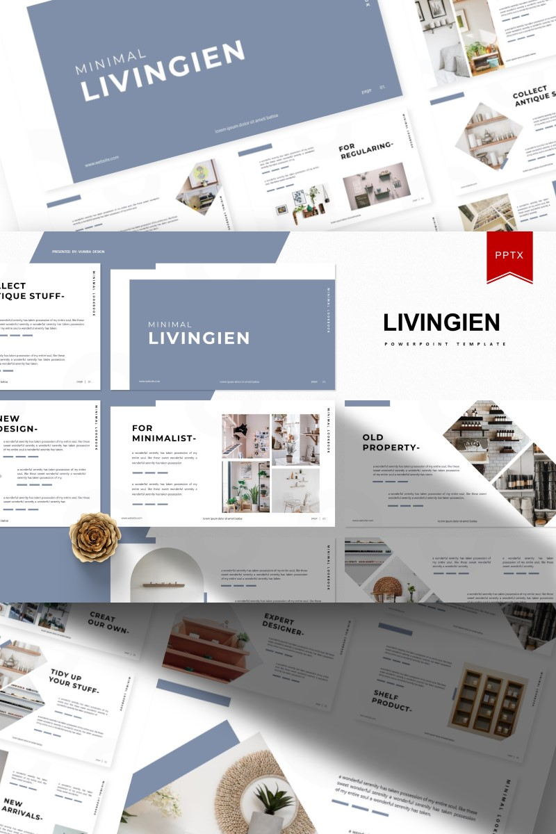 Livingien | PowerPoint Template