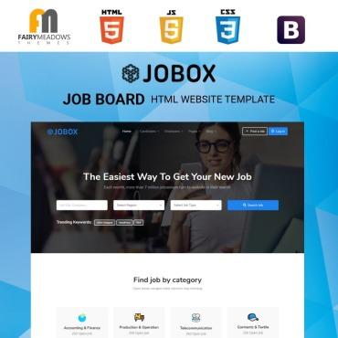 Template Afaceri HTML, JS şi CSS #97869