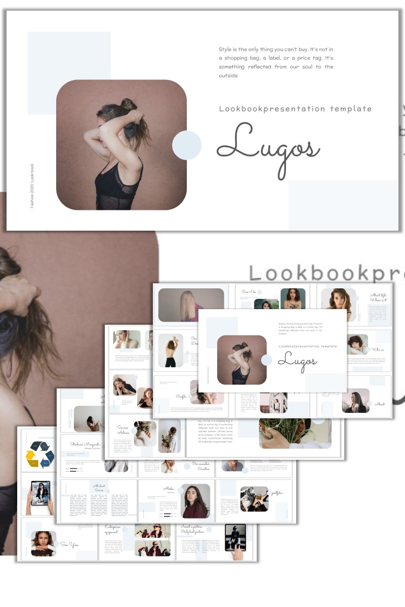 Lugos PowerPoint Template