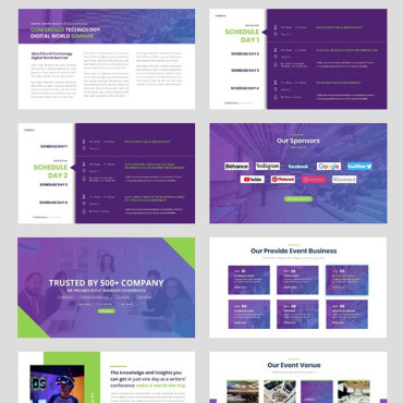 Template Divertisment Keynote Templates #97981