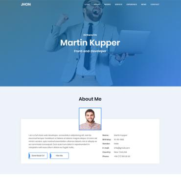 Website Template № 98024