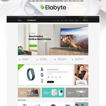 Website Template № 98026