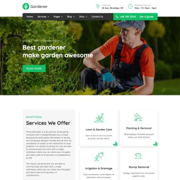 Website Template № 98027