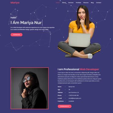 Website Template № 98142