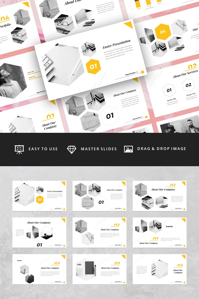 Easter - Creative PowerPoint Template