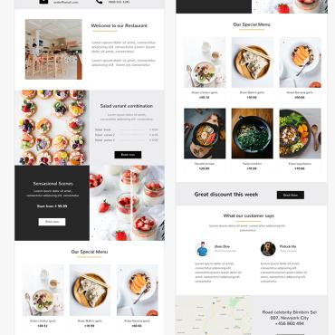 Website Template № 98409