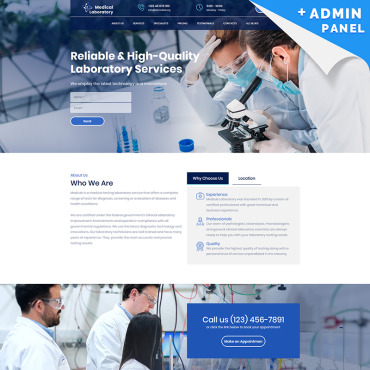 Website Template № 98419