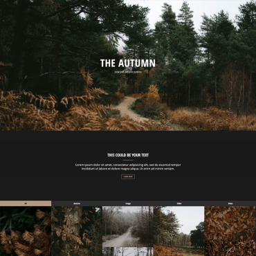 Website Template № 98473