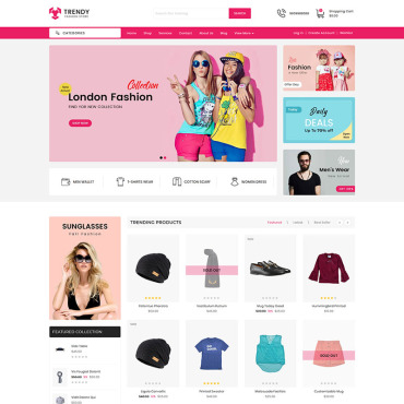 Website Template № 98480
