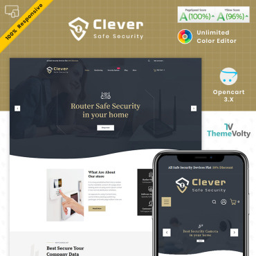 Website Template № 98484