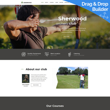 Website Template № 98495