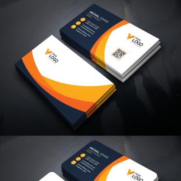 Template Identité d'entreprise #98516
