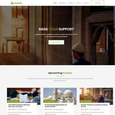 Template Web Design HTML, JS şi CSS #98579