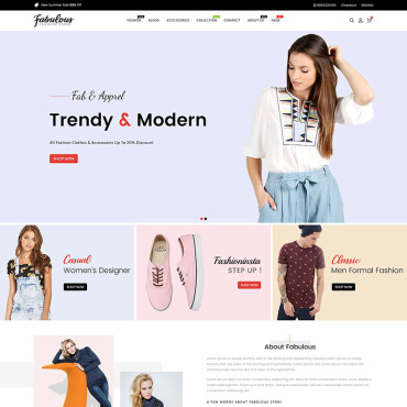 Website Template № 98584