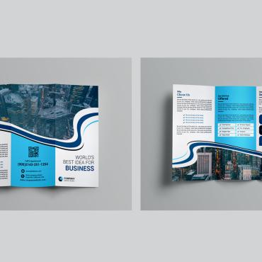 Template Identité d'entreprise #98707