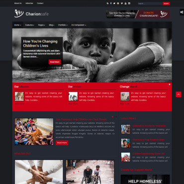 Website Template № 98742