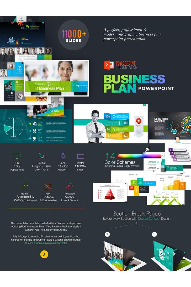 PowerBiz PowerPoint Template