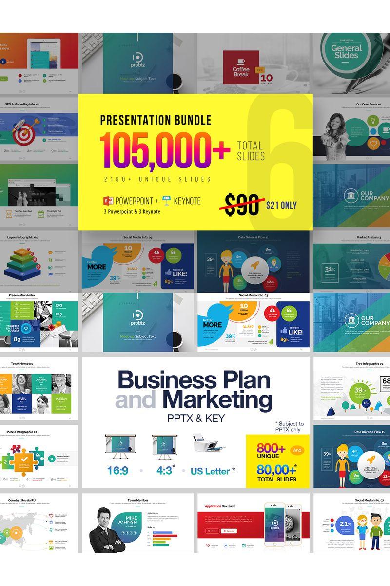 Mega Bundle PowerPoint Template