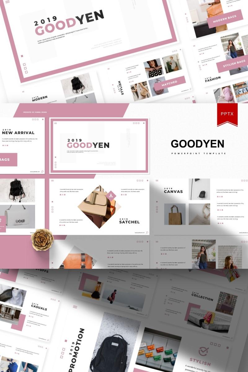 Goodyen | PowerPoint Template