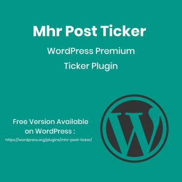 Template Mass-Media WordPress Plugins #98860