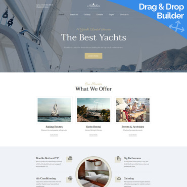 Website Template № 98861