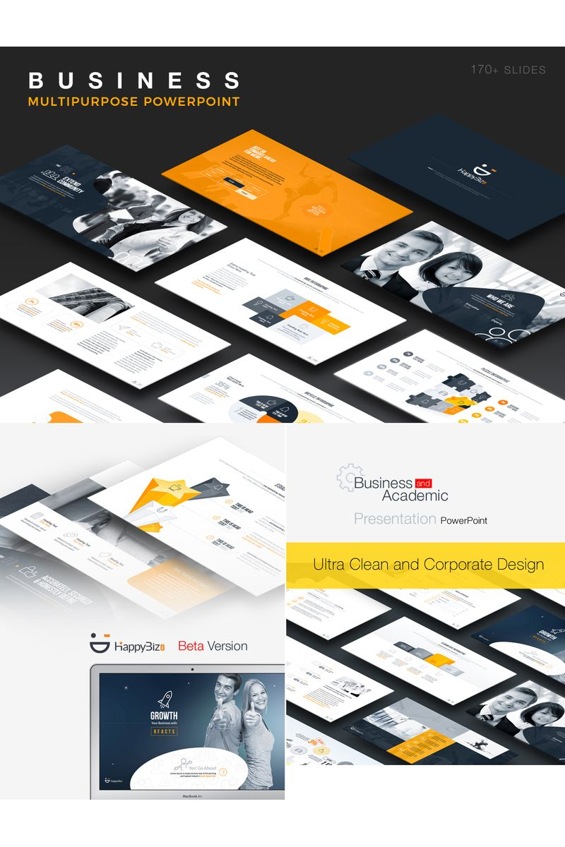 Beta | Business PowerPoint Template