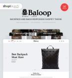 Šablona pro Shopify #98932