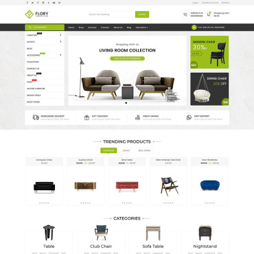 Website Template № 98937