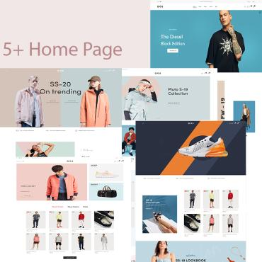 Website Template № 98966