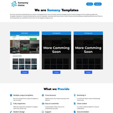 Website Template № 98967