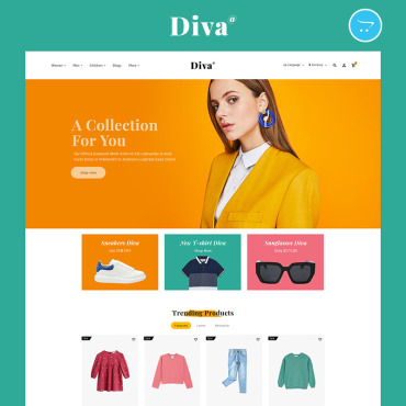 Website Template № 98968
