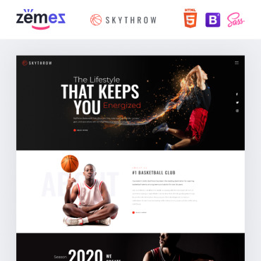 Website Template № 98988