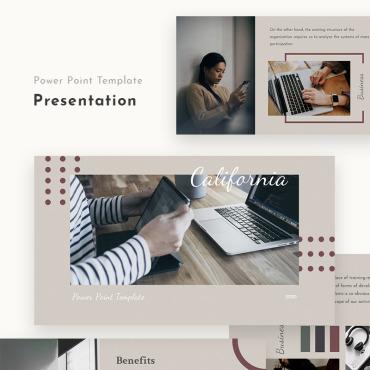 Template Amenajări interioare și mobilă PowerPoint #99275